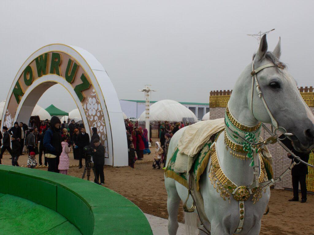Nowruz in Turkmenistan