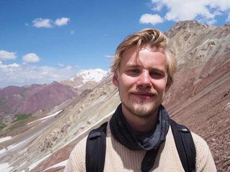 Podcast: Med rygsæk til Tadjikistan
