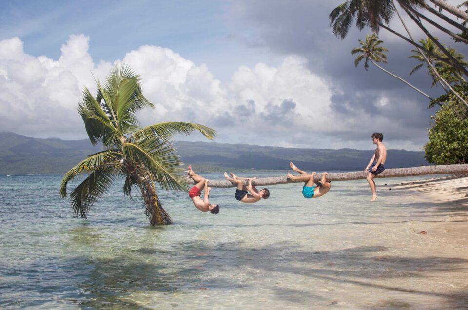 Podcast: Kava og høvdinger på Fiji