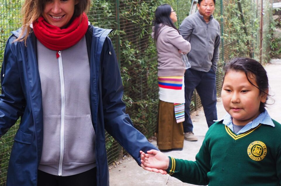 Podcast: Adil møder Dalai Lama i Dharamsala
