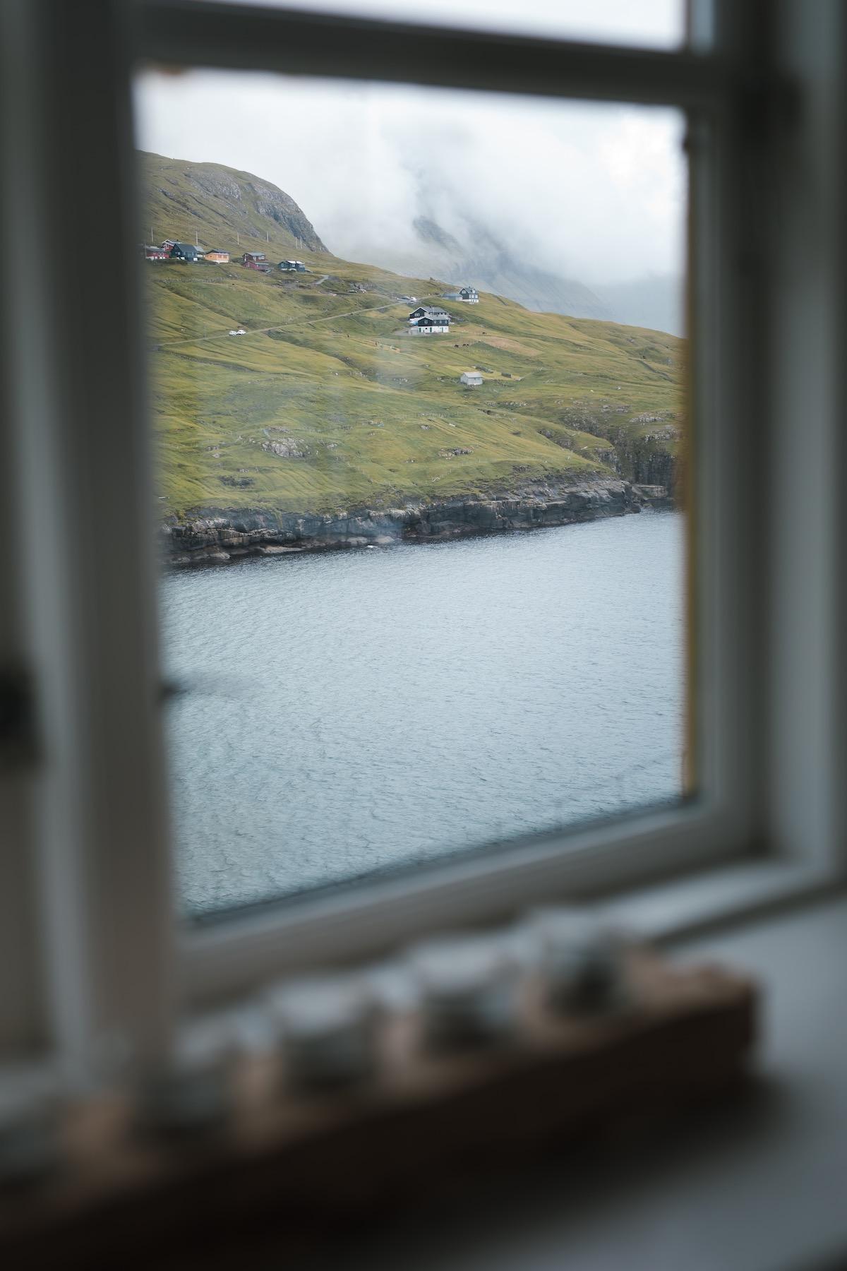Leysandur færøsk hus