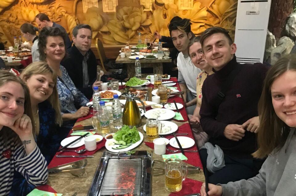 Korean BBQ (11. September kl. 19:00)