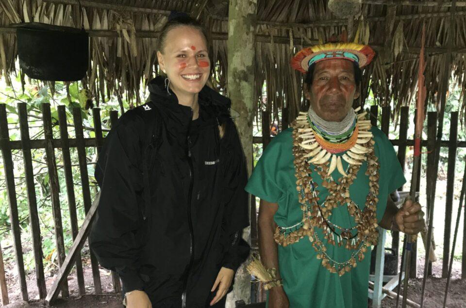 Podcast: Kyst, bjerglandskaber & shamanen i Amazonas