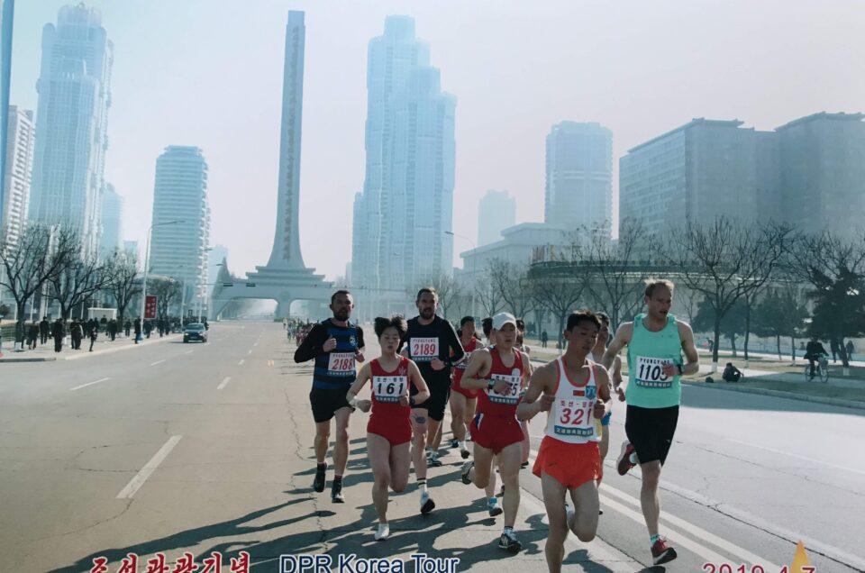 Mikkeller & Above Borders: Løb i Nordkorea! (27. Oktober kl. 19:00)
