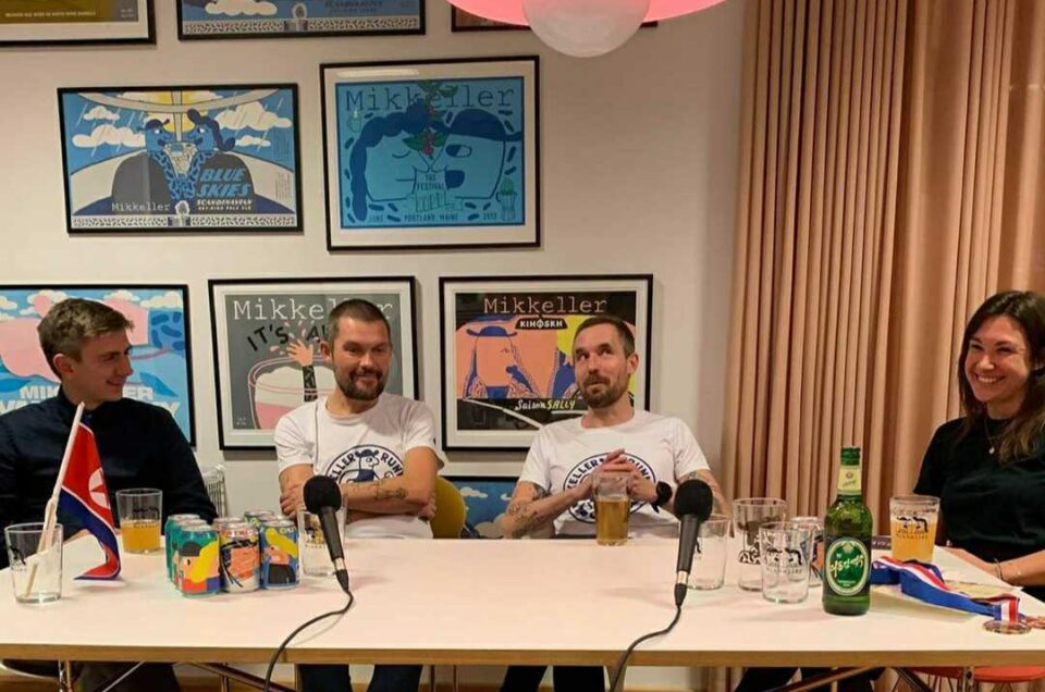 Podcast: Mikkeller løber Pyongyang Marathon i Nordkorea
